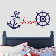 best 25 nautical wall stickers ideas on pinterest beach room