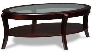 leons furniture kitchener kitson coffee table cherry leon u0027s