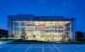 Old Castle Curtain Wall Old Meets New In Stantec U0027s Pew Library Archpaper Com