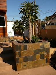 planter box installation landscaping escondido aj criss industries