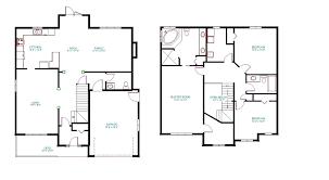 100 2 story floor plan 100 2 storey floor plans modular