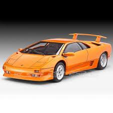 lamborghini car kits revell lamborghini diablo vt model kit 1 24 07066