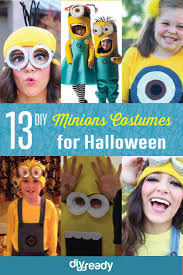 Ideas For Halloween Party Costumes by Best 25 Minion Costume For Kids Ideas Only On Pinterest Kids