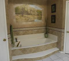 bathroom faux painting ideas for bathrooms with rectangle built