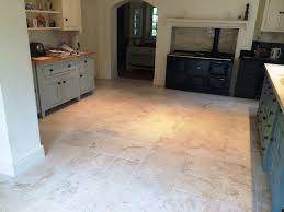 Porcelain Tile For Kitchen Floor Porcelain Tile Kitchen Floor Design Pros Cons Wood And Porcelain