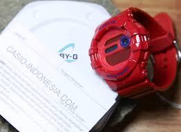 Jam Tangan Baby G Warna Merah casio baby g bgd 140 4 indowatch co id