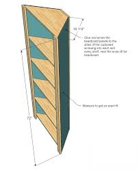 Woodworking Plans Corner Shelves by Corner Cupboard Woodworking Plans Woodshop Plans