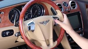 bentley steering wheel unboxing bentley continental gt v8 youtube