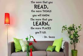 dr seuss quote wall decals wall decals quotes inspiration dr seuss quote wall decals