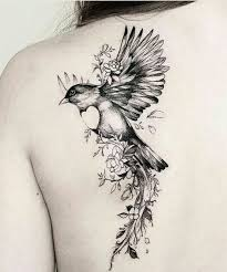the 25 best bird shoulder tattoos ideas on pinterest shoulder