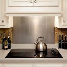 metallic tiles backsplash kitchen peel and stick metal tiles backsplash for kitchen metallic