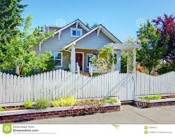 Arts And Crafts Style Home by Craftsman Style Fence And Gates Fabulous Deciding How And Where