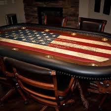 Used Poker Tables by Poker Cloth Casino Supply