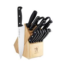 j a henckels international fine edge pro 12 piece knife set 35345 fine edge pro 12 piece knife set
