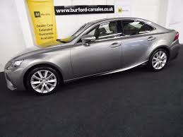 lexus warranty uk used 2014 lexus is 300h 2 5 executive edition e cvt 4dr for sale