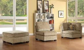 Chenille Sectional Sofas Sofa Chenille Sectional Sofa With Ottoman 18 High Ottoman