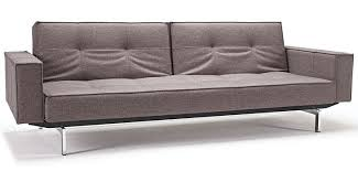 innovation splitback sofa splitback sofa with arms stainless steel legs the century house