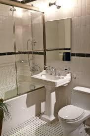 bathroom wonderful white black wood stainless glass unique