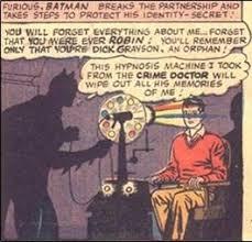 Dick Slap Meme - who is the person batman slapping in the famous batman slap meme