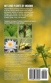 native plants of indiana wetland plants of indiana a complete guide to the wetland and