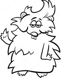 guinea pig cartoon coloring page u2014 stock vector izakowski 44333403