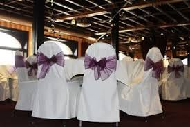 Chair Covers By Sylwia Party Equipment Rentals In Racine Wi For Weddings And Special Events
