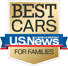 best cars for families awards 2017 u s news world report