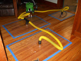 Fix Laminate Floor Water Damage Prh A Day In The Life Assessing The Damage The Work Begins