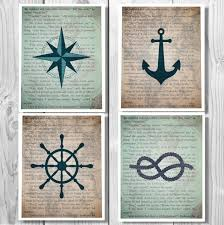 nautical bathroom ideas nautical decor nautical anchor decor bathroom decor
