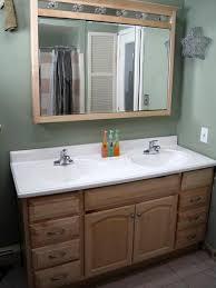 In Stock Bathroom Vanities Marvelous Installing A Bathroom Vanity Hgtv Of Stock Cabinets