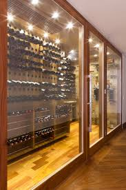 Wine Cellar Wall - wine corks for sale wine cellar contemporary with glass door glass