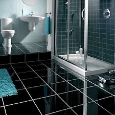 floor high gloss black floor tiles on floor intended shiny black