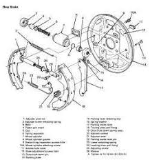 solved parking brake assembly diagramneeded fixya