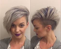 wedge one side longer hair best 25 short hair shaved sides ideas on pinterest shaved sides