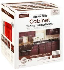 rust oleum cabinet transformations refinishing kit at menards