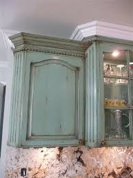 Teal Kitchen Cabinets Best 20 Antique Kitchen Cabinets Ideas On Pinterest Antiqued