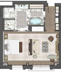 St Regis Residences Floor Plan Deluxe Room The St Regis Astana