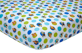 amazon com disney nemo 3 piece crib bedding set baby