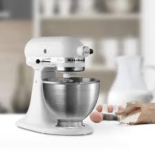 Kitchenaid Classic Mixer by Kitchenaid Classic 5k45ss Stand Mixer Set Kitchenaid