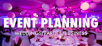 event planning companies it is important that you organize everything with an event