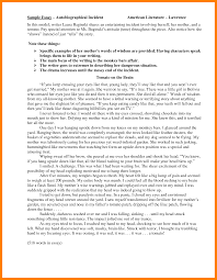 personal biography essay how to write a personal biography essay
