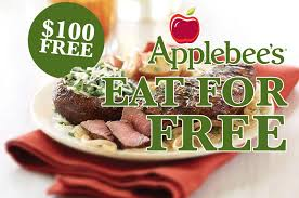 applebee s gift cards free applebee s gift card worth 100