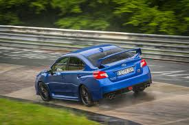 subaru green 2017 breaking records at the u0027ring subaru steps it up with a wrx sti