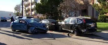 3 injured in tarzana dui crash nbc southern california