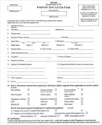 application form example 10 application templates