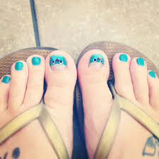 easy amp simple toenail designs to do yourself at home