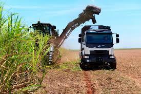 volvo na samoriadiace nákladné vozidlo volvo na zvýšenie úrody cukrovej