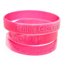 pink silicone bracelet images Fun express 12 ribbon silicone camouflage bracelets jpg
