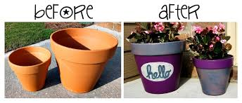 Painting Garden Pots Ideas 42 Painted Flower Pots Guide Patterns