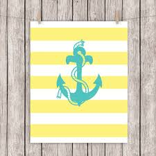 aliexpress com buy nautical advernture yellow canvas painting
